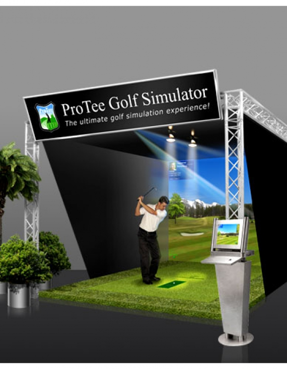 ProTee Golf Simulator