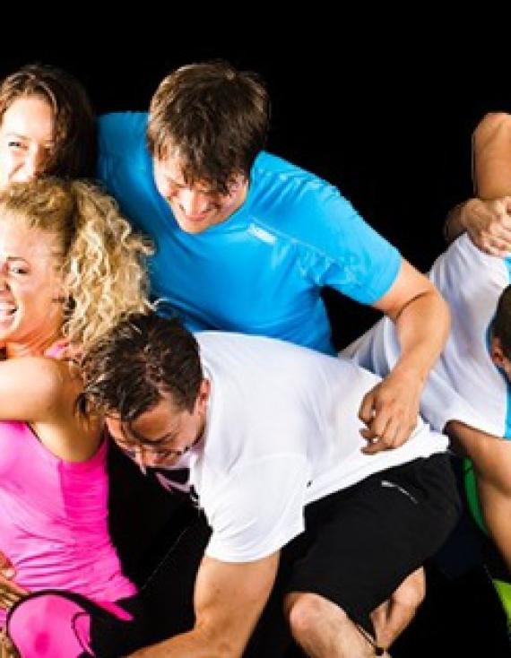 Avtale med Gymbox for våre medlemmer