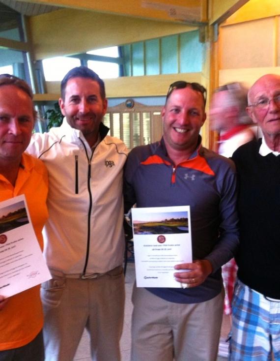 PGA ProAM på Onsøy 20. Juni