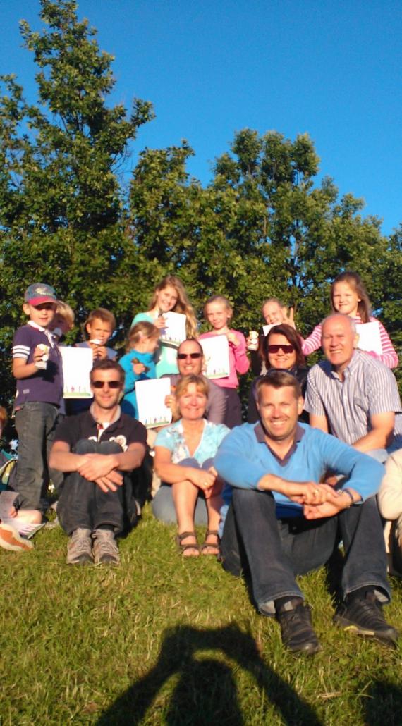 Rekorddeltagelse fra Team Onsøy Junior