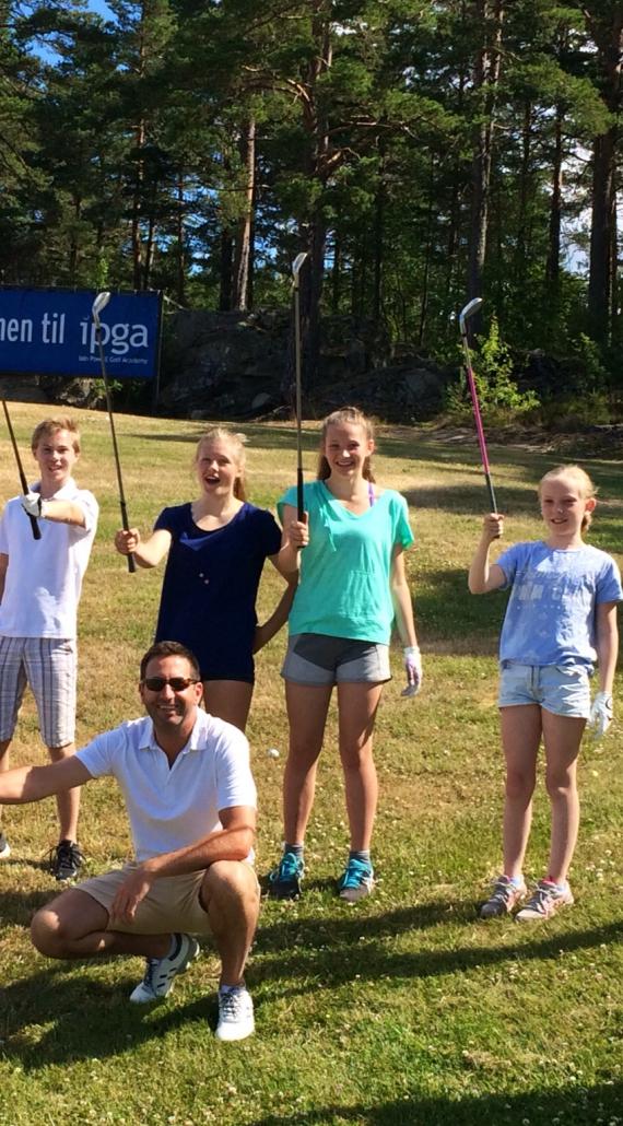 Godt gjennomført Junior Camp på Onsøy