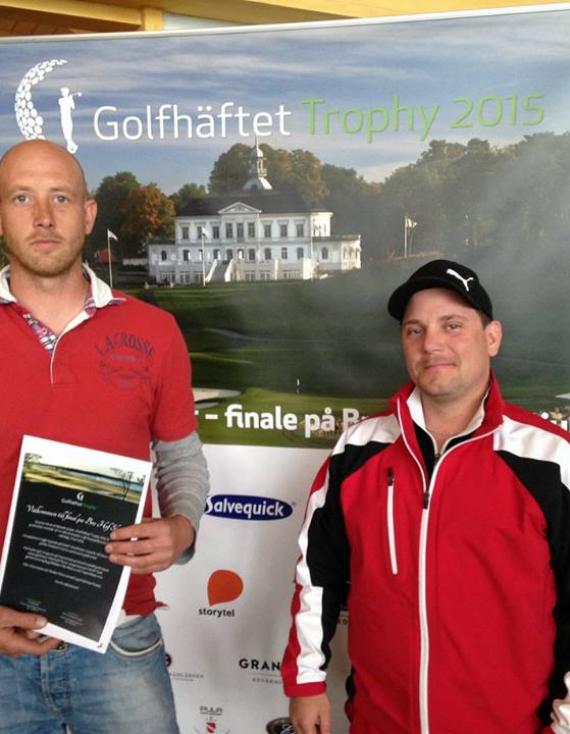 Golfhefte 2015