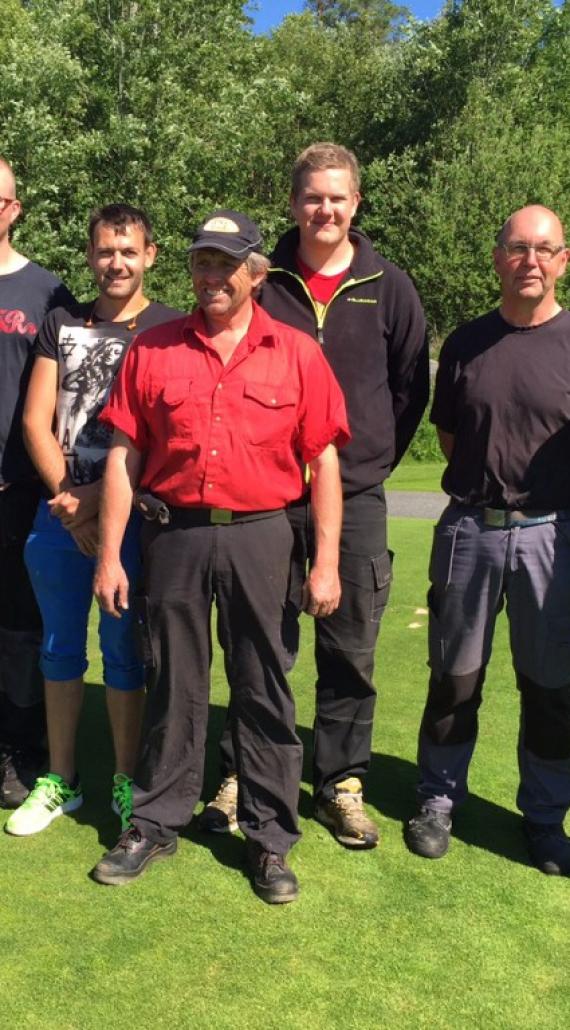 Nå er Onsøy Golfbane på sitt beste !