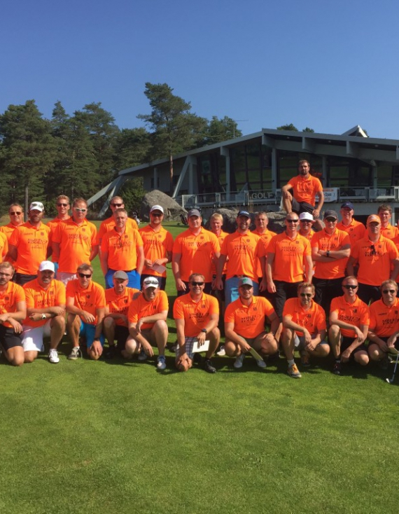 Amatørene Open 2015.