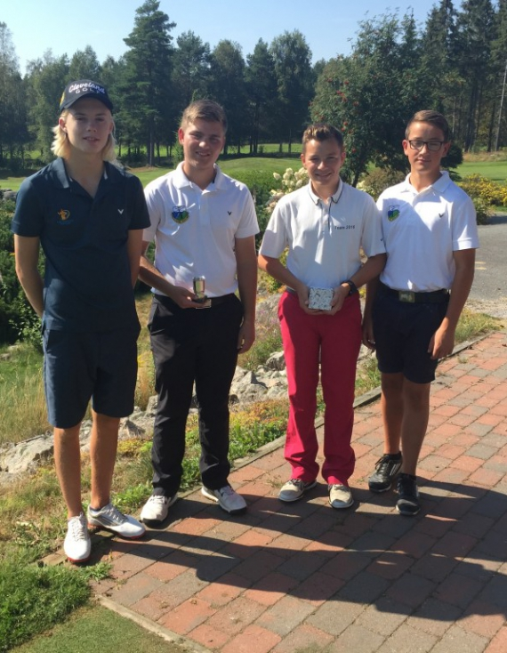 Junior Tour Onsøy Golfklubb.