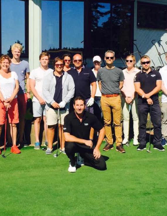 Veien til Golf suksess på Onsøy