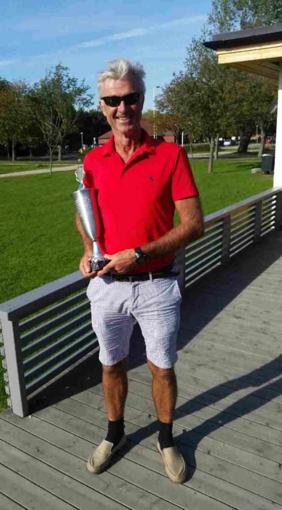 Ola Bøe, Onsøy Golfklubb ble Årets Golfer.