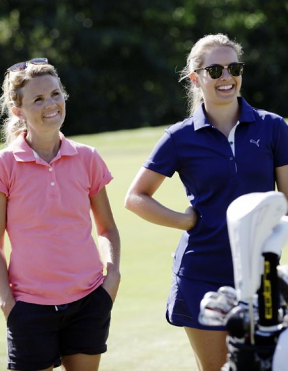 Starte med golf ?