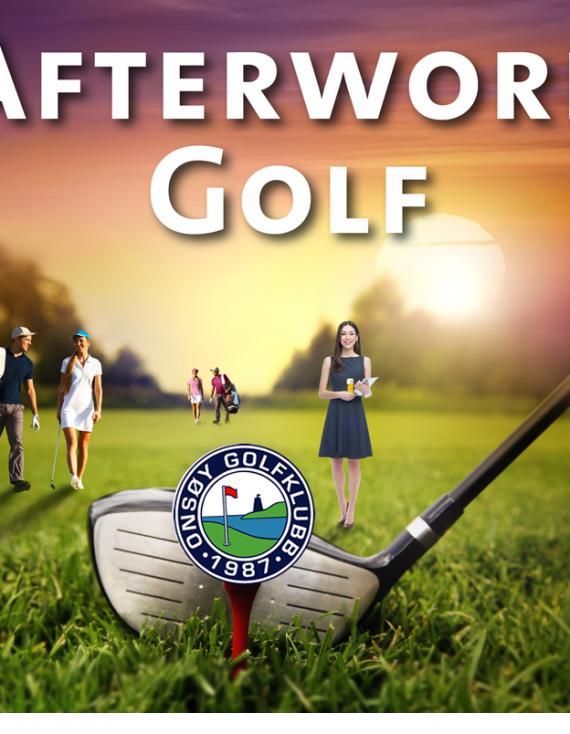 After Work Golf – oppdatert