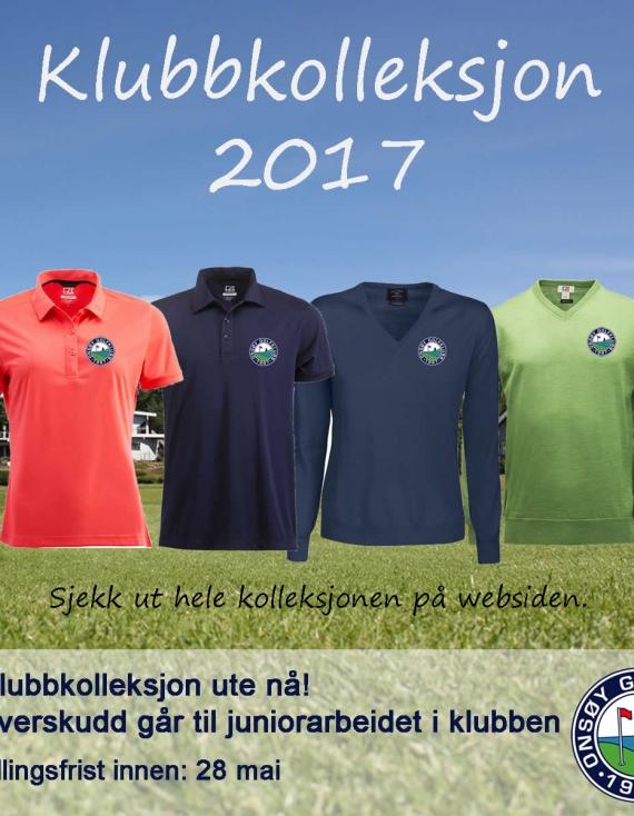 Klubbkolleksjon 2017