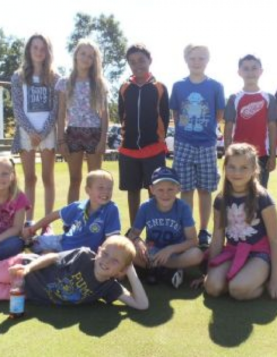Golfcamp for barn i alderen 6 – 13 år
