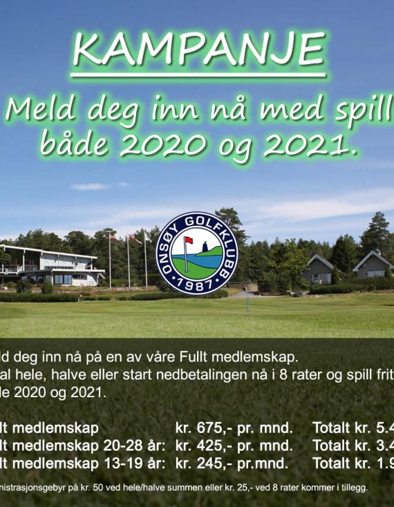 Kampanje 2020 – 2021