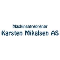 Maskineentrepenør Karsten Mikalsen